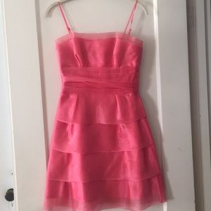 Coral Max and Cleo Party/Prom/Formal Dress Size 2